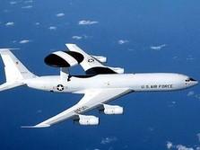 Ini Pesawat AEW & C, 'Siluman Langit' Bidikan Menhan Prabowo