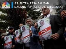 AS: Putra Raja Salman Dalang Pembunuhan Khassoggi