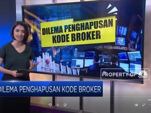 Dilema Penghapusan Kode Broker