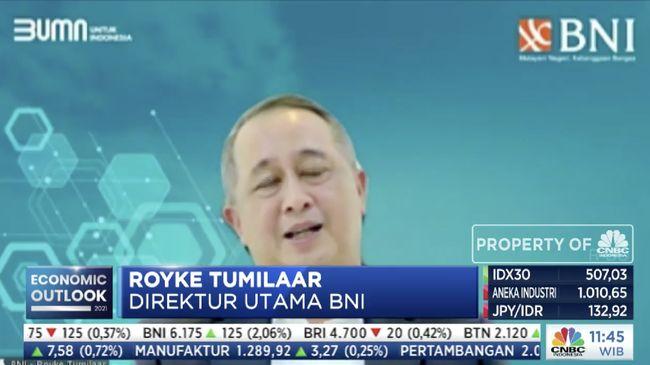 BBNI Gandeng BKPM, Bos BNI Ungkap Strategi Gaet Investasi