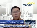 Begini Strategi Bank Mandiri Genjot Kredit di 2021