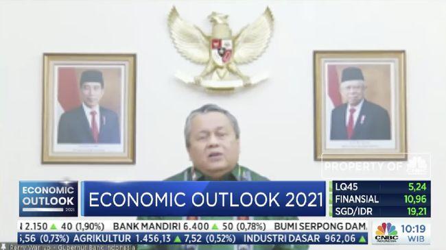 Simak! Gubernur BI Bocorkan Strategi Bank Digital