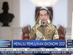 Pesan Jokowi ke Bank: Kredit Harus Tetap Ngucur!