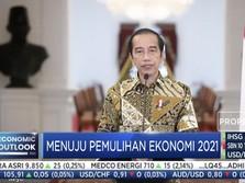 Jokowi: Kita Tunjukkan Pada Dunia RI Terdepan Atasi Krisis!