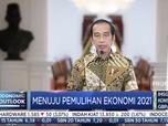 Bicara di CNBC Indonesia Outlook, Jokowi: Saatnya Bangkit!