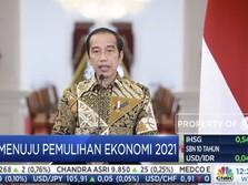 Jokowi Happy Soal Indikator Ekonomi RI, Apa Saja?
