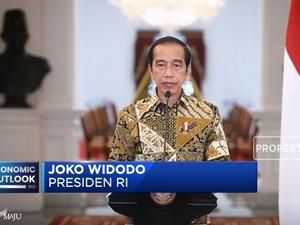 Jokowi: Mari Bersatu Atasi Krisis Kesehatan & Dorong Ekonomi