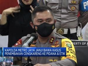 Janji Kapolda Metro Jaya di Kasus Penembakan Cengkareng
