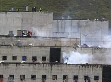Ngeri! Perang Geng di Penjara Ekuador, 116 Tewas