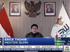 Erick Thohir Bongkar Update Vaksin Covid Made In RI
