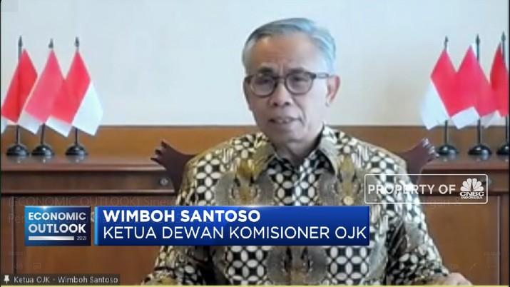Sinergi LPS, Jaga Kepercayaan Nasabah Bank Demi Pemulihan Ekonomi  (CNBC Indonesia TV)