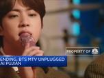 Trending! BTS MTV Unplugged Tuai Pujian