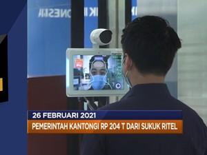 Dana Rp 204 T Sukuk Ritel Hingga Bantuan Ke Myanmar Disetop