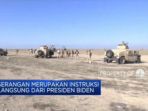 AS Gempur Pasukan Pro-Iran di Suriah
