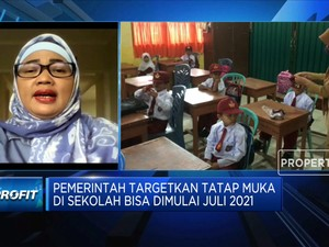 KPAI Sebut Penerapan Prokes Jadi PR Sekolah Tatap Muka