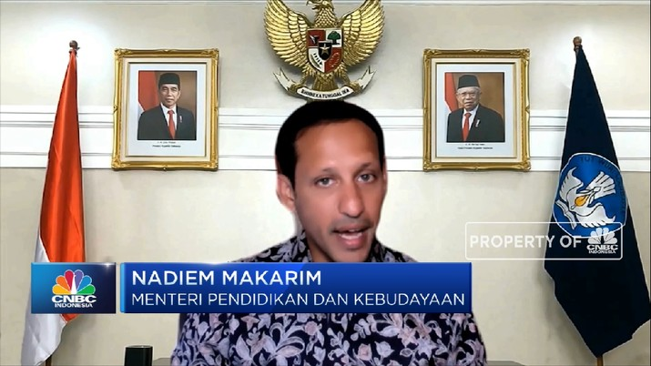 Menteri Nadiem: Program D4, Jawaban Kebutuhan Industri Masa Depan (CNBC Indonesia TV)