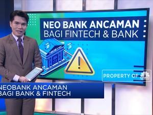 Neobank Ancaman Bagi Bank & Fintech