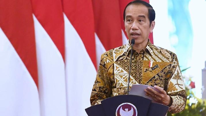 Presiden Joko Widodo (Biro Pers Sekretariat Presiden/Rusman)