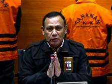 Diduga Suap Penyidik KPK, Wali Kota Tanjungbalai Ditahan