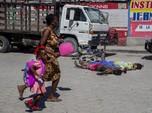 Gempa 7,2 SR Menewaskan 304 Orang Warga Haiti