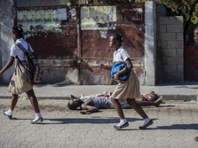 Rusuh, 25 Orang Tewas dan Ratusan Napi Kabur di Penjara Haiti