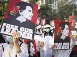 Dipecat Junta Militer, Dubes Myanmar Minta PBB Setop Kudeta