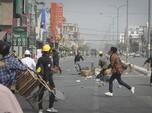 Dampak Ekonomi Kudeta Myanmar: Industri Lesu, PHK Merajalela!