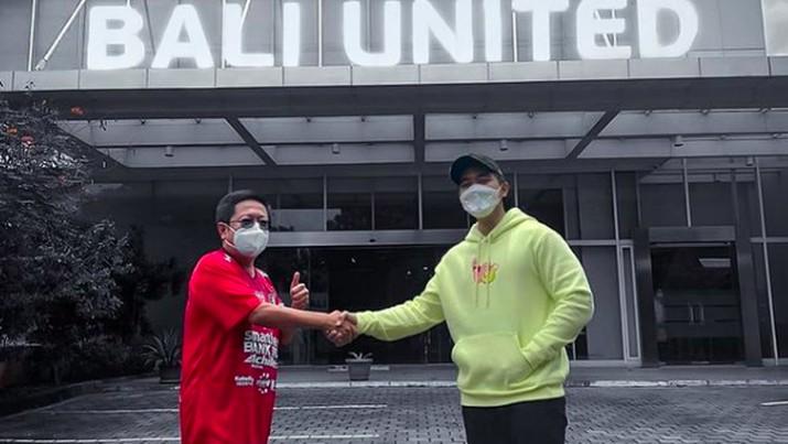 Peter Tanuri dan Kaesang Pangarep/Dok Instagram Kaesang Pangarep