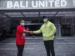 Bali United Bantah Kaesang Jadi Investor, Saham BOLA Drop!