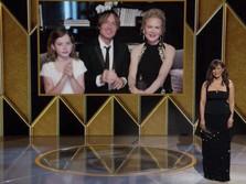 Potret Penghargaan Golden Globes di Kala Pandemi
