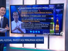 Legal-Ilegal Investasi Minuman Keras di Indonesia