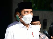 Jokowi Kesal Soal Pipa Berujung Pemecatan Pejabat Pertamina