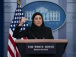 Heboh Pejabat Biden Muslimah Berjilbab Sameera Fazili