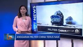 Anggaran Militer China Terus Naik