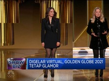 Digelar Virtual, Golden Globe 2021 Tetap Glamor