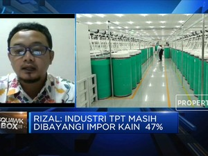 Digempur Kain Impor, Industri TPT Dorong Safeguard Garmen
