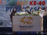 PTBA HUT ke-40, Erick Dukung Transformasi Bisnis & Hilirisasi