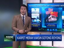 Karpet Merah Vaksin Gotong Royong