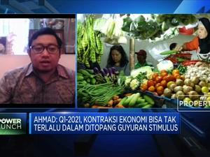 Kenaikan Bahan Makanan, Pendorong Inflasi Februari 2021