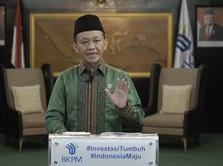 Reshuffle! Jokowi Buat Kementerian Investasi, Bahlil Menteri?