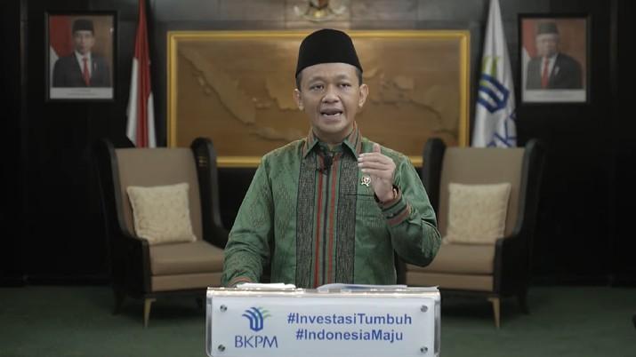 Keterangan pers kepala BKPM tentang peraturan Presiden No 10 Th 2021 tentang bidang usaha penanaman modal.