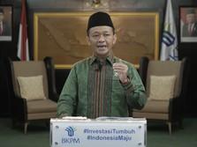 Mantul! Bahlil Dijagokan Ekonom Jadi Menteri Investasi