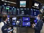 'Hantu' Inflasi Bikin Wall Street Terguncang, Ambles 2% Lebih