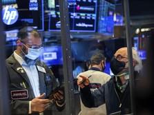 Data Ekonomi Moncer, Wall Street Cetak Rekor Lagi di Opening