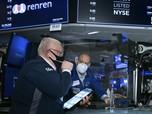 Wall Street Dibuka di Jalur HIjau, Dow Melesat 158 Poin