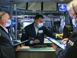 Pasar Antisipasi Rilis Kinerja Bank, Dow Futures Naik Tipis