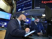 Wall Street Dibuka Drop Usai Cetak Rekor Tertinggi Pekan Lalu
