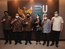 Erick Undang Rini Soemarno hingga Tanri Abeng, Bahas Apa ya?