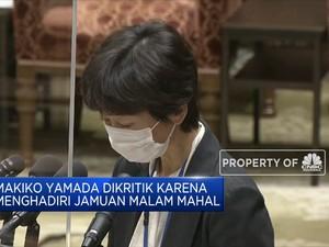 Pejabat Jepang Mundur Usai Ditraktir Makan Pengusaha