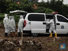 Rumah Sakit Penuh, Kasus Kematian Covid RI Makin Dekati Rekor